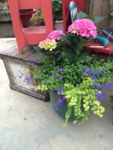 Large Patio Planter