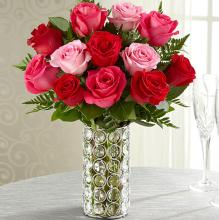 The Art of Love Rose Bouquet