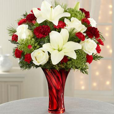 The Holiday Celebrations Bouquet